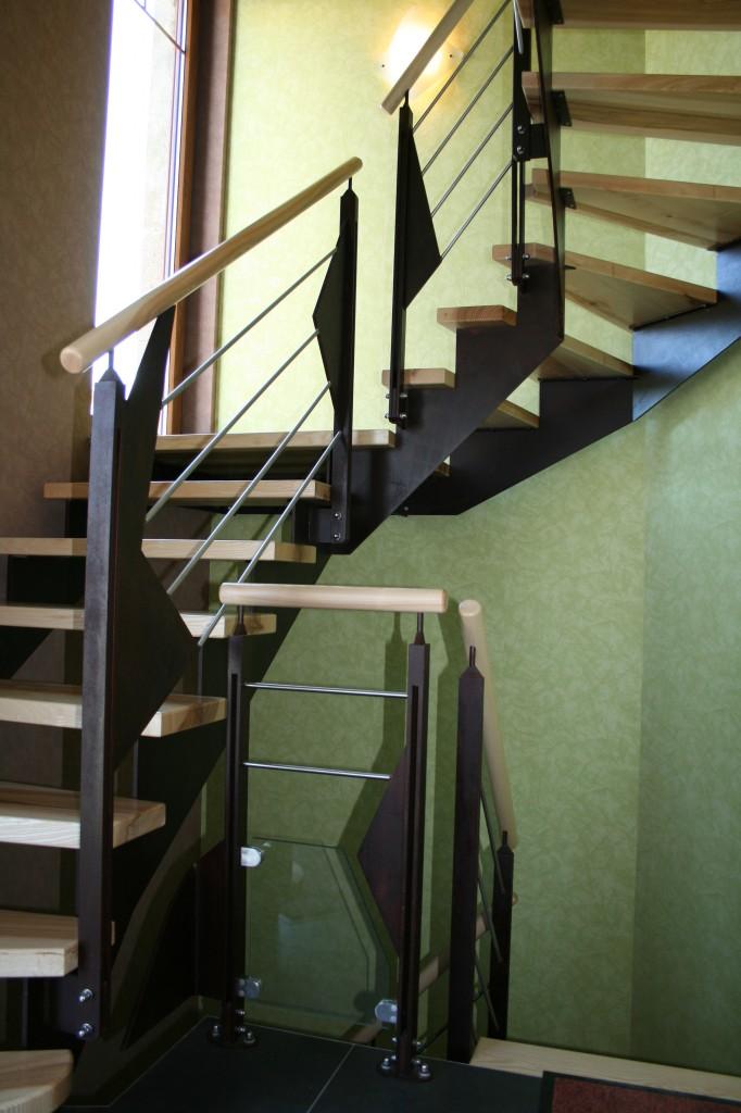 Escalier 13
