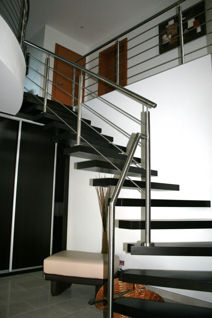 Escalier 17