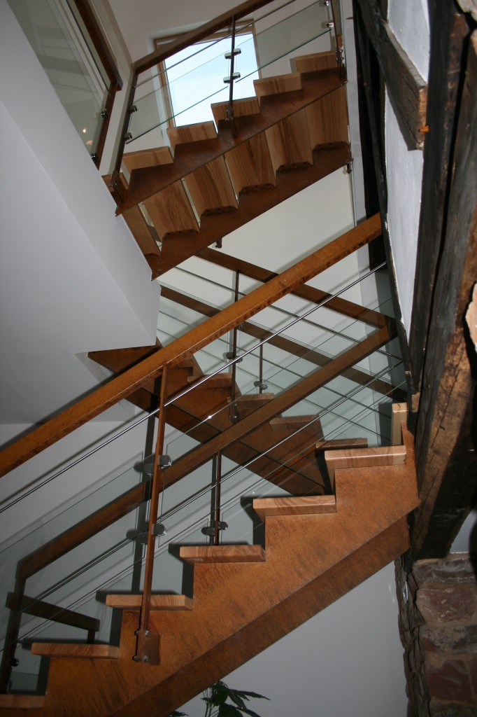 Escalier 40