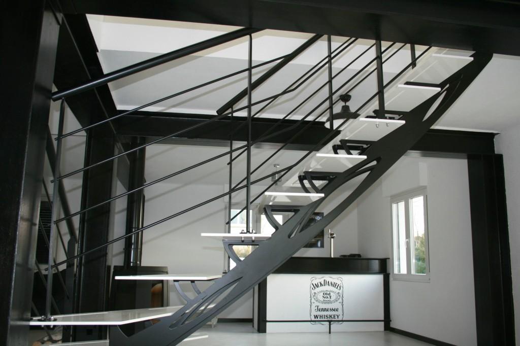 Escalier 53